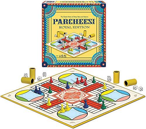 Parcheesi New Royal Edition Board Game Buy Online In Ireland At Ireland Desertcart Com Productid 69591647