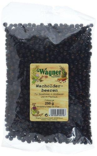Wagner Gewürze Wacholderbeeren, 250 g