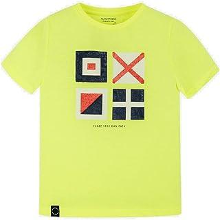 Mayoral Camiseta Manga Corta Banderas niño Modelo 6070