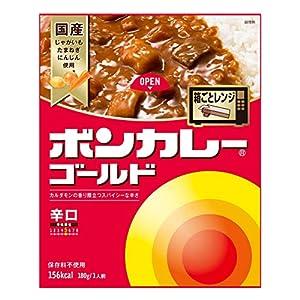 """大塚食品 ボンカレーゴールド 【辛口】 180g×5個"""""""