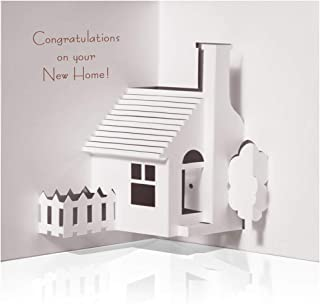 10 Pack Pop up House Warming Congratulations Card