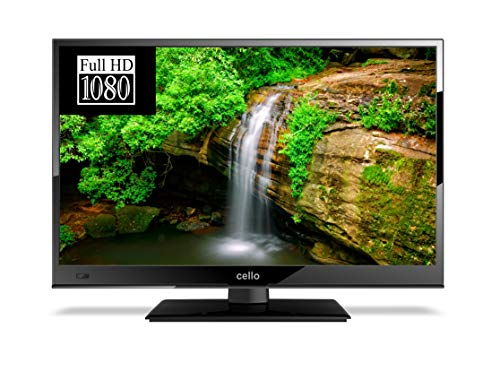 """Cello C22230T2 22"""" Full HD LED TV with Freeview T2 HD – UK Made"""