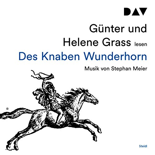 Des Knaben Wunderhorn                   By:                                                                                                                                 Günter Grass                               Narrated by:                                                                                                                                 Günter Grass,                                                                                        Helene Grass                      Length: 1 hr and 30 mins     Not rated yet     Overall 0.0