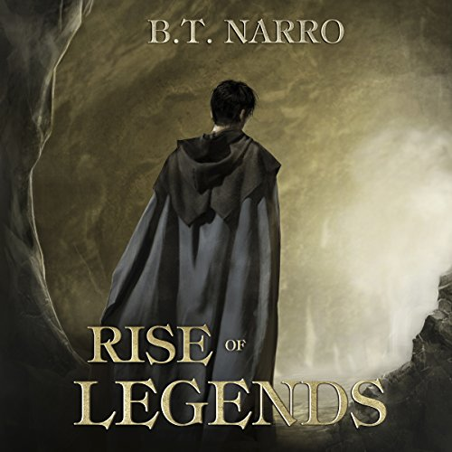 Rise of Legends (The Kin of Kings: Book 2) audiobook cover art