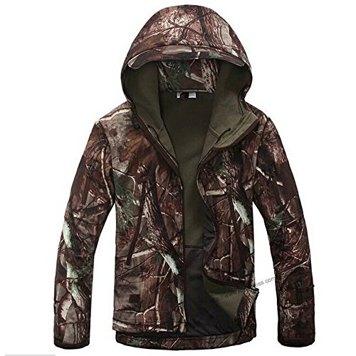 Jackets Military Men's Camouflage