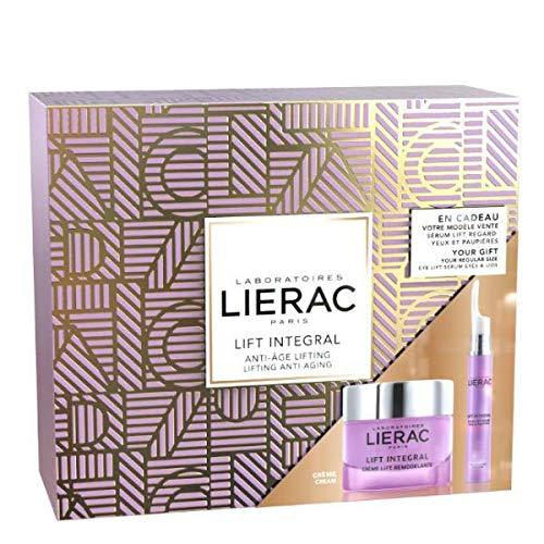 Lierac Lift Integral Sculpting Lift Cream 50ml + Lift Integral Eye Lift Serum Eyes And Lids 15ml