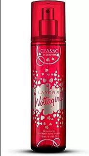 LAYER'R WOTTAGIRL! ROMANCE CLASSIC 135ml Body Spray - For Women (135 ml)