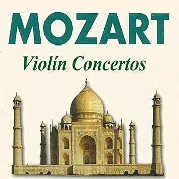 Mozart - Violín Concertos