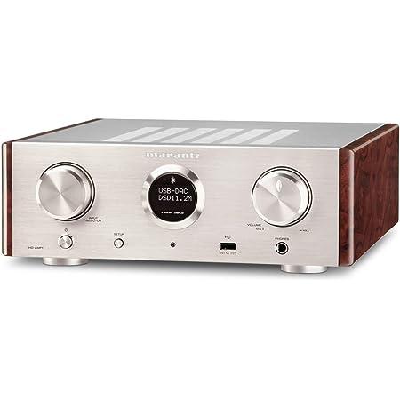 Marantz Hd Amp 1 N1sg Premium Vollverstärker Mit Digital Audio Wandler 2x 70w Silber Gold Heimkino Tv Video