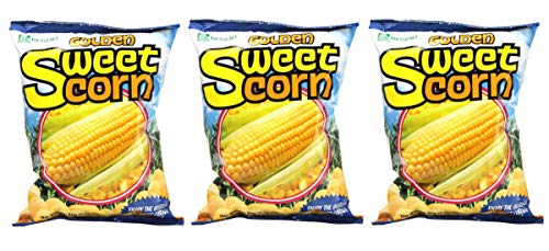 Regent Golden Sweet Corn 60g, 3 Pack