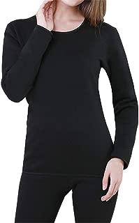 Da Uomo Termici Lunghi Johns manica corta T-shirt Inverno Caldo Intimo//abbigliamento da notte