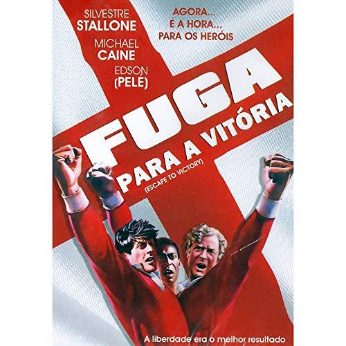 Fuga para a vitória, Stallone, Caine, Pelé