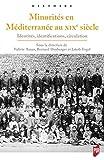 Minorités en Méditerranée au XIXe siècle: Identités, identifications, circulation