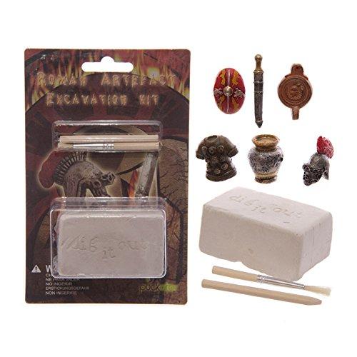 Kit de excavación divertido - antiguo tesoro romano