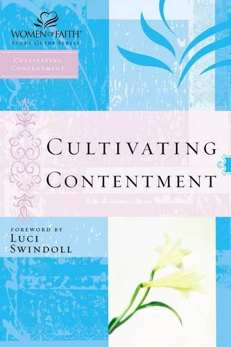 WOF:CULTIVTNG CONTENT-STG (Women of Faith Study Guide Series)
