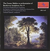 The Gustav Mahler Re-orchestration of Beethoven Symphony No. 9 (1992-06-01)