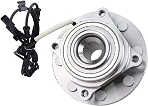 Bodeman - Front Wheel Hub and Bearing Assembly for 2014-2018 Ram 2500 & Ram 3500