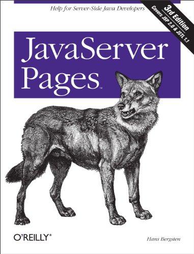 JavaServer Pages: Help for Server-Side Java Developers (English Edition)
