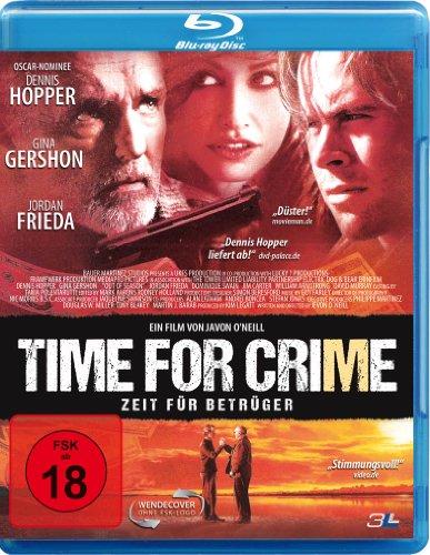 Time for Crime - Zeit für Betrüger [Blu-ray]