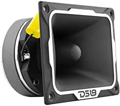 """$43 » DS18 PRO-TWX5 Aluminum Super Bullet Tweeter 1.5"""" VC 500W Max, 250W RMS, 4 Ohms with Built in Crossover – DS18 Tweeters are..."""