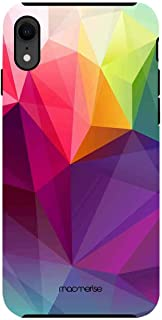 Macmerise IPCIXRTMI0448 Crystal Art - Tough Case for iPhone XR - Multicolor (Pack of1)