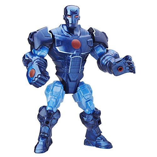 Avengers Super Hero Mashers Stealth Iron Man Action Figure