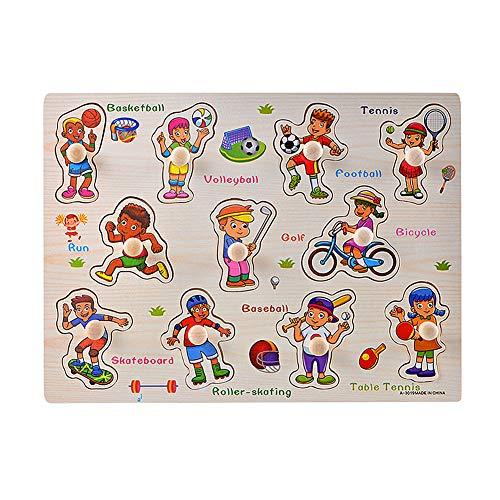 Puzzel Voor 2 Jarigen Jongens Houten Puzzel Voor 1 Jarigen Houten Puzzel Voor 3 Jaar Oud Houten Puzzel Voor Kinderen Houten Puzzel e