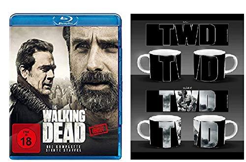 The Walking Dead - Staffel 7 (+The Walking Dead Kaffeetasse) [Blu-ray]