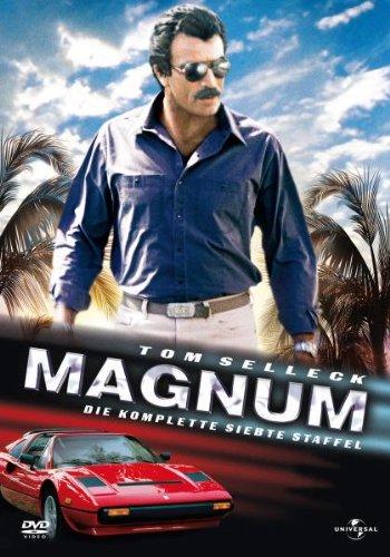 Magnum - Die komplette siebte Staffel [6 DVDs]