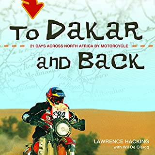 To Dakar and Back cover art