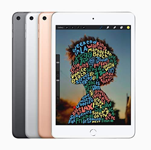 2019 Apple iPad Mini (7,9, Wi-Fi, 256 GB) - Silber (5. Generation)
