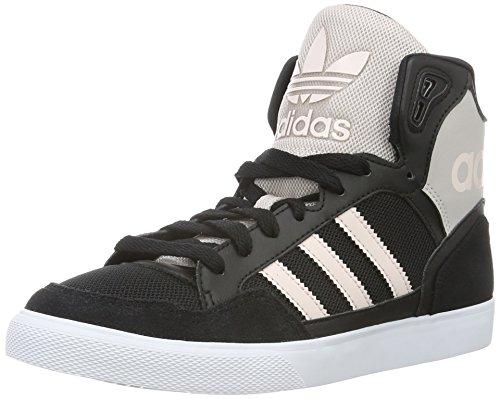 adidas Originals Extaball W D65377 Damen Sneaker, Mehrfarbig (Cblack/Halpin/Icepur), 36 EU