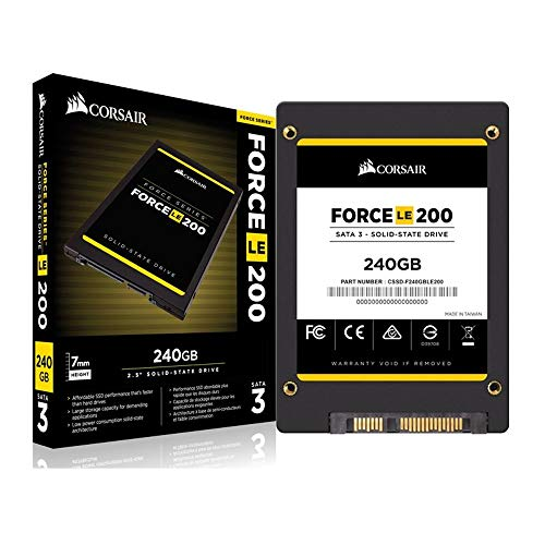 SSD 2,5 240GB Corsair Force LE200 Hard Drive