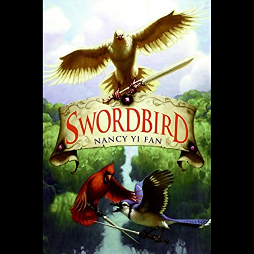 Swordbird  audiobook cover art