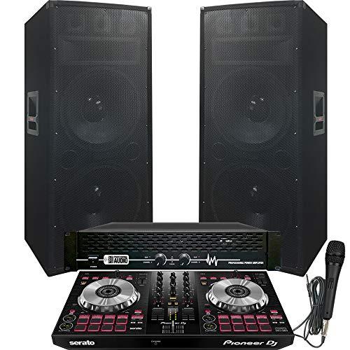 Review 6100 Watt - Pioneer - Serato - DJ System - Pioneer DJ Controller DDJ-SB3 - Serato DJ Lite Sof...