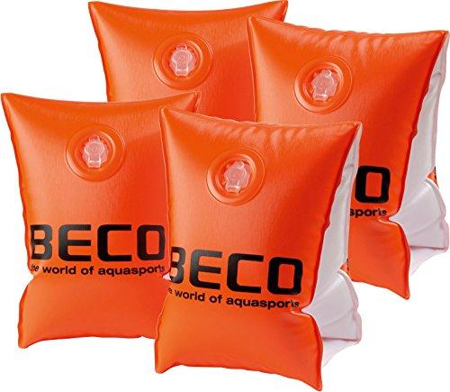 Beco - Schwimmflügel, Größe 0, 15-30 kg (bis 4 Jahre/15-30 kg) | 2 Paar