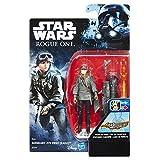 Hasbro Star Wars b7275el2–Rogue One Battle-Base Action Figurines–Sergent jyn Erso Figurine