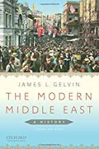 The Modern Middle East: A History