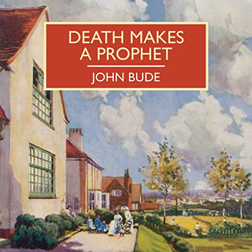 Death Makes a Prophet audiobook cover art
