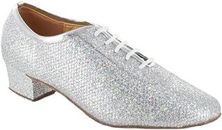 e362d3601 Shoes Ballet & Dance HIPPOSEUS Mens Stylish Round Toe Lace Up Latin Dance  Shoes Tango Ballroom Morden Jazz Rumba Shoes Low Heel ...