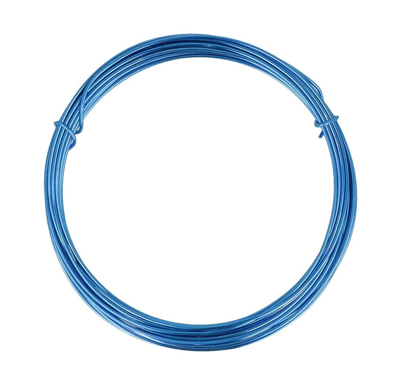Artemio 5 m x 1.5 mm Aluminium Wire, Blue