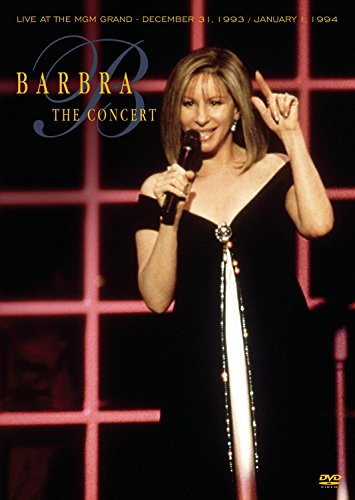 Barbra Streisand - The Concert: Live at the MGM Grand