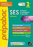 SES 1re générale (spécialité) - Prépabac: nouveau programme de Première (2020-2021)