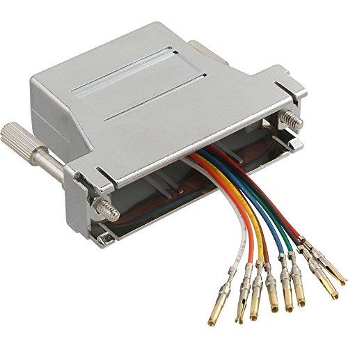 Preisvergleich Produktbild InLine 68889 K grau Netzwerkkabel