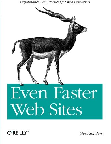 Image OfEven Faster Web Sites: Performance Best Practices For Web Developers