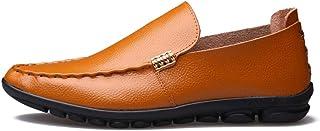 MSVBS Zapatos Boda Moda Moda Masculina Europea Y Americana Y Confortables Tendencias De Negocios Conjuntos De Zapatos Informales De Fondo Suave En Primavera Y Verano