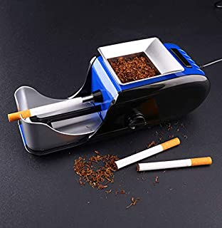 Cigarette Rolling Machine Electric Automatic Tobacco Roller Machine Maker DIY Injector