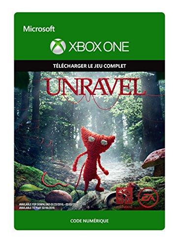 Unravel sur Xbox One (Jeu à Télécharger)