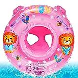 Baby Aufblasbarer schwimmreifen,Rosa Schwimmhilfe Baby,Float Kinder Schwimmring,Baby Pool Schwimmring,Baby Float schwimmreifen,Kinder Schwimmreifen Spielzeug,Aufblasbarer schwimmreifen Kleinkind