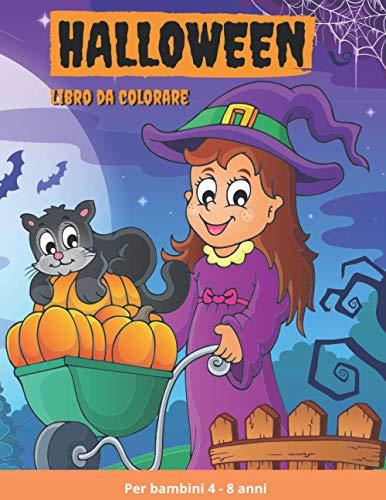 Scritto Da Brain Contents Halloween Libro Da Colorare Per Bambini 4 8 Anni Halloween Da Colorare Libro Da Colorare Di Halloween Con 30 Disegni Halloween Album Da Colorare Streghe Zucca Halloween Regali